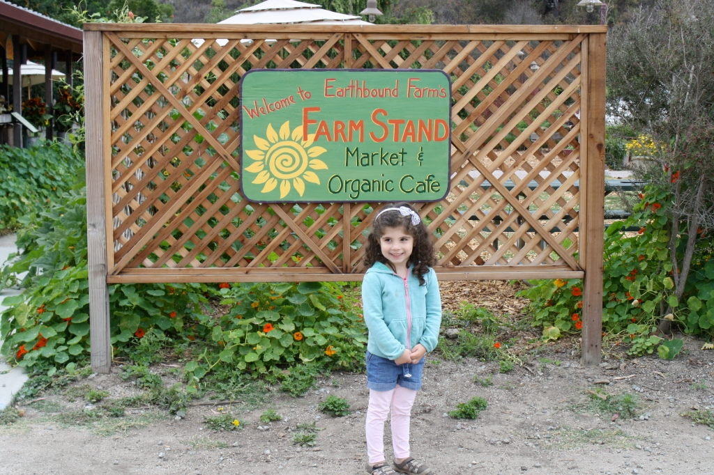 Another Trip to Earthbound Farm's Farm Stand